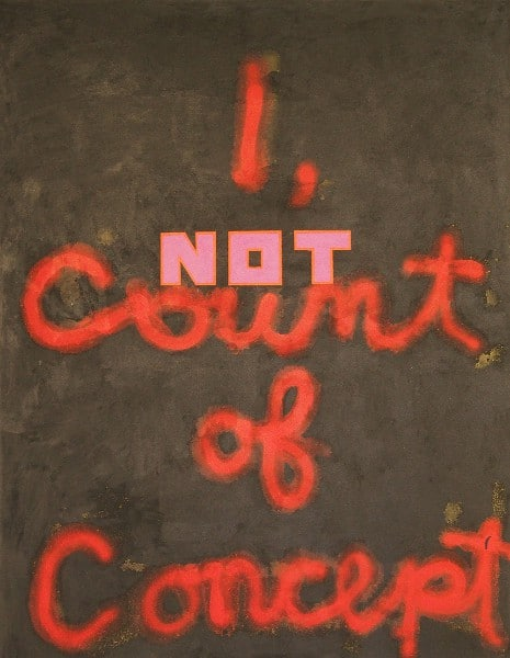 I, Count of Concept