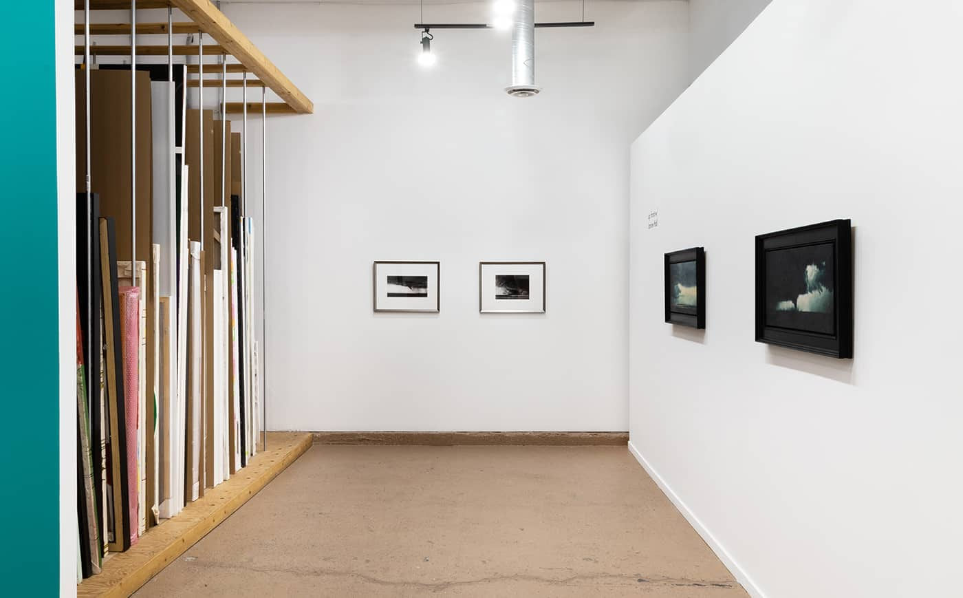 up front with Janine Hall gallery